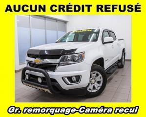 Used 2016 Chevrolet Colorado Lt Awd for sale in St-Jérôme, QC