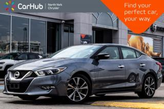 Used 2017 Nissan Maxima SL|Pano_Sunroof|BOSESound|Heat.Frnt.Seats|Bluetooth for sale in Thornhill, ON