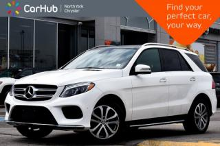 Used 2018 Mercedes-Benz GLE 400 4Matic|AMG_Styling|Smartphone|Memory_pkgs|19