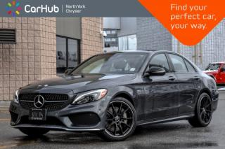 Used 2016 Mercedes-Benz C-Class C 450 AMG|AMG-Style.Parking.Memory.Pkgs|Burmstr.Autio|Pano| for sale in Thornhill, ON