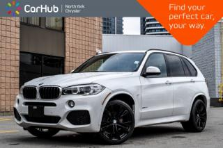 Used 2017 BMW X5 xDrive 35i MStyling|HKSound|HeadsUp|PanoSunroof|DualClimate|KeylessGo for sale in Thornhill, ON
