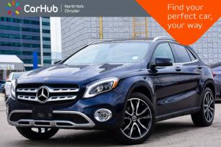 Used 2018 Mercedes-Benz GLA 250|Smartphone|Memory|Offroad_pkgs|Pano_Sunroof|19