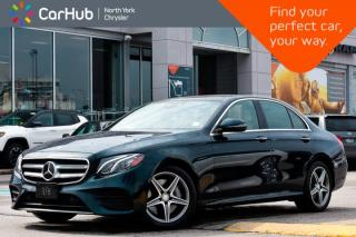 Used 2017 Mercedes-Benz E-Class E 300|Driver.Assist.Pkgs|Smartphone.Tech.Pkg|Keyless.Go.Pkg| for sale in Thornhill, ON