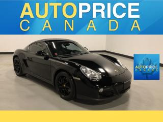 Used 2012 Porsche Cayman NAVIGATION for sale in Mississauga, ON