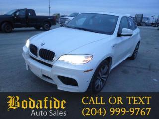 Used 2013 BMW X6 M for sale in Headingley, MB