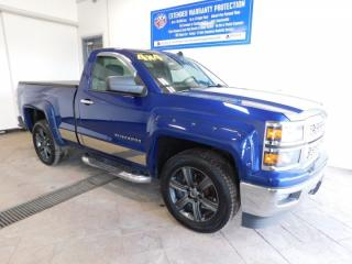 Used 2014 Chevrolet Silverado 1500 LT REGULAR CAB 4WD for sale in Listowel, ON