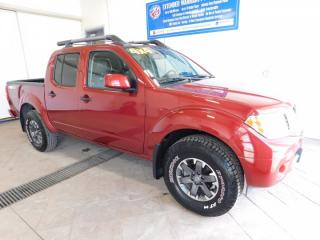 Used 2019 Nissan Frontier PRO-4X LEATHER NAVI SUNROOF for sale in Listowel, ON