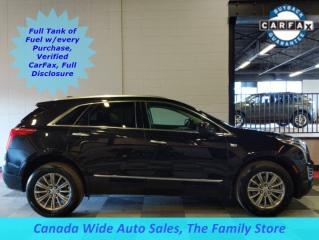 Used 2019 Cadillac XTS Luxury AWD, Leather, Sunroof, Back Up Camera, Heated Seats for sale in Edmonton, AB