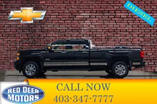 Used 2015 Chevrolet Silverado 3500HD High Country for sale in Red Deer, AB