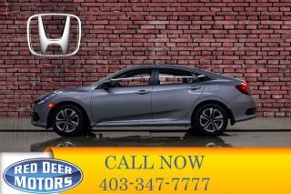 Used 2018 Honda Civic LX Sedan Bcam Heated Seats for sale in Red Deer, AB