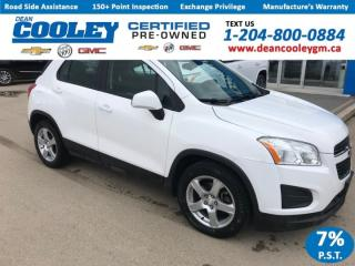 Used 2014 Chevrolet Trax LS for sale in Dauphin, MB