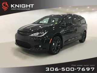 New 2019 Chrysler Pacifica Touring-L 'S' | Navigation | DVD for sale in Regina, SK
