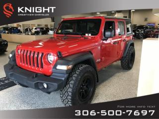 New 2019 Jeep Wrangler Unlimited Sport 'S' | 35