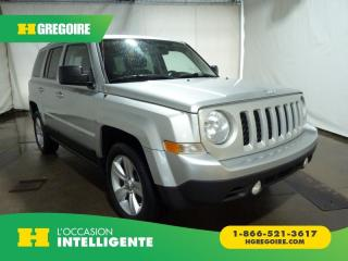 Used 2012 Jeep Patriot NORTH FWD SIEGES CH for sale in St-Léonard, QC