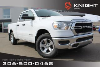 Used 2019 RAM 1500 SXT Quad Cab | Back-up Camera for sale in Swift Current, SK