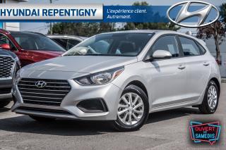 Used 2019 Hyundai Accent PREFERRED 5 PORTES**A/C, MAGS, CAMÉRA DE RECUL** for sale in Repentigny, QC