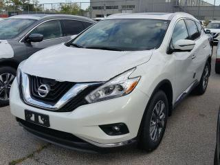 New 2017 Nissan Murano SL for sale in Toronto, ON