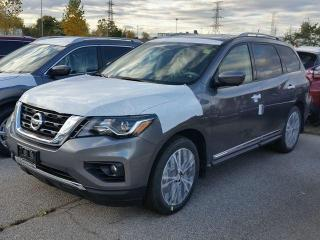 New 2018 Nissan Pathfinder Platinum for sale in Toronto, ON