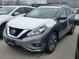 New 2018 Nissan Murano Platinum for sale in Toronto, ON