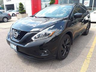 New 2018 Nissan Murano Midnight Edition for sale in Toronto, ON