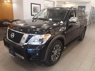 Used 2019 Nissan Armada SL for sale in Toronto, ON