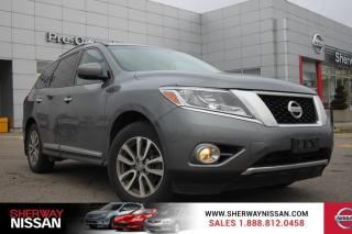 Used 2014 Nissan Pathfinder One owner trade,affordable luxury platinum pathfinder for sale in Toronto, ON