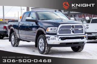 New 2018 RAM 2500 Laramie Crew Cab | Navigation | Remote Start for sale in Swift Current, SK