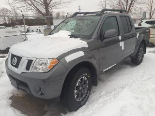 New 2019 Nissan Frontier Pro-4X for sale in Toronto, ON