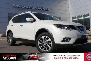 Used 2015 Nissan Rogue SL Nissan certified preowned.One owner accident free trade! for sale in Toronto, ON