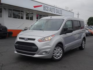 Used 2016 Ford Transit Connect 7 Passenger, Fuel Efficient, Bluetooth for sale in Vancouver, BC