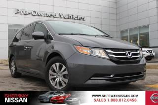 Used 2016 Honda Odyssey EX Clean carproof, only 34000kms for sale in Toronto, ON