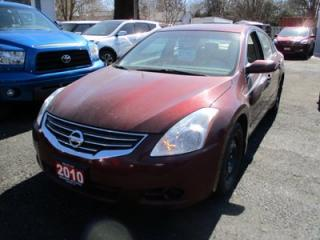 Used 2010 Nissan Altima POWER EQUIPPED 2.5S MODEL 2.5L - 4 CYL.. CLOTH.. POWER SUNROOF.. KEYLESS ENTRY.. KEYLESS START.. for sale in Bradford, ON