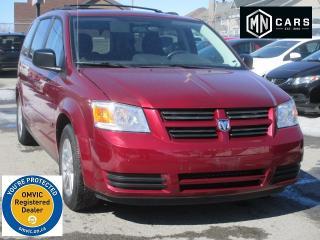 Used 2010 Dodge Grand Caravan SE w/DVD R-CAMERA for sale in Ottawa, ON