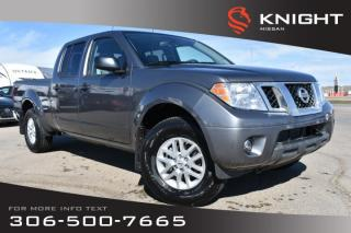 New 2019 Nissan Frontier SV   Crew Cab   Premium Package   Heated Seats   Back Up Camera   for sale in Swift Current, SK