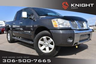 Used 2006 Nissan Titan LE | Leather | Power Pedals | Heated Seats | for sale in Swift Current, SK