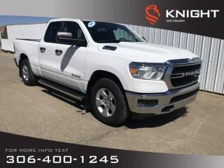 Used 2019 RAM 1500 SXT Quad Cab | Fall Blow Out Sales Event | $251 Bi-Weekly + Tax for sale in Weyburn, SK
