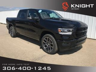 New 2019 RAM 1500 Sport Crew Cab | Leather | Navigation | Remote Start for sale in Weyburn, SK