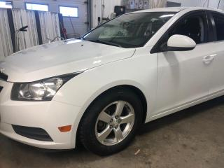 Used 2012 Chevrolet Cruze Berline LT turbo 4 portes avec 1SB for sale in Québec, QC