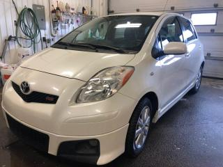 Used 2011 Toyota Yaris Hayon 5 portes, boîte automatique, RS for sale in Québec, QC