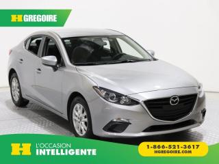 Used 2015 Mazda MAZDA3 Gs A/c Mags Caméra for sale in St-Léonard, QC