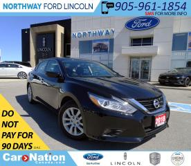 Used 2018 Nissan Altima S | PWR HTD SEATS | BACK UP CAM | KEYLESS ENTRY | for sale in Brantford, ON