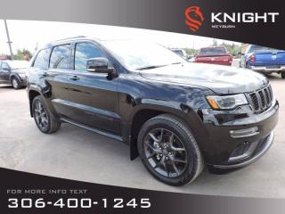 New 2019 Jeep Grand Cherokee Limited X for sale in Weyburn, SK