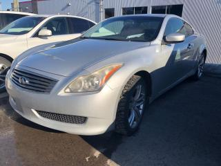 Used 2009 Infiniti G37 X AWD for sale in Québec, QC