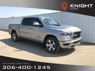 New 2019 RAM 1500 Sport Crew Cab | Leather | Sunroof | Navigation for sale in Weyburn, SK