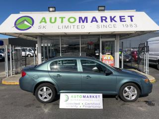 Used 2010 Chevrolet Cobalt AUTO, INSP, WARR, BCAA MBSHP, FINANCE! for sale in Langley, BC