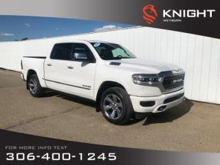New 2019 RAM 1500 Limited Crew Cab | Sunroof | Navigation | 12
