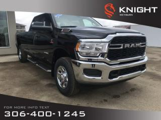 Used 2019 RAM 3500 Tradesman Crew Cab | Backup Camera for sale in Weyburn, SK