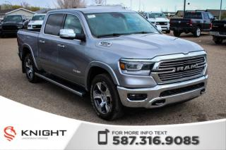New 2019 RAM 1500 Laramie Crew Cab | Sunroof | Navigation | 12