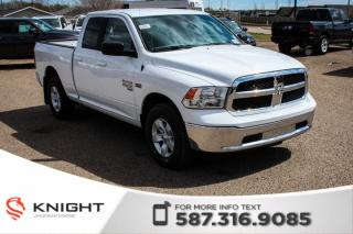 New 2019 RAM 1500 Classic SLT Quad Cab | Back-up Camera for sale in Medicine Hat, AB