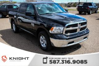 New 2019 RAM 1500 Classic SXT Crew Cab V6 for sale in Medicine Hat, AB